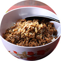 Taiwan Minced Pork Rice