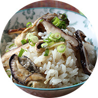 Taiwanese Oyster Rice