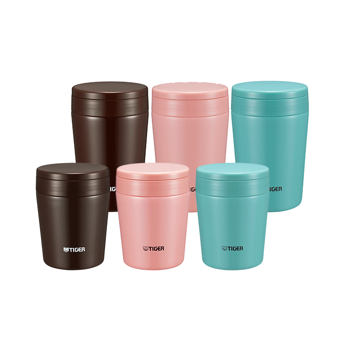 TIGER虎牌MCL不銹鋼真空保溫湯杯