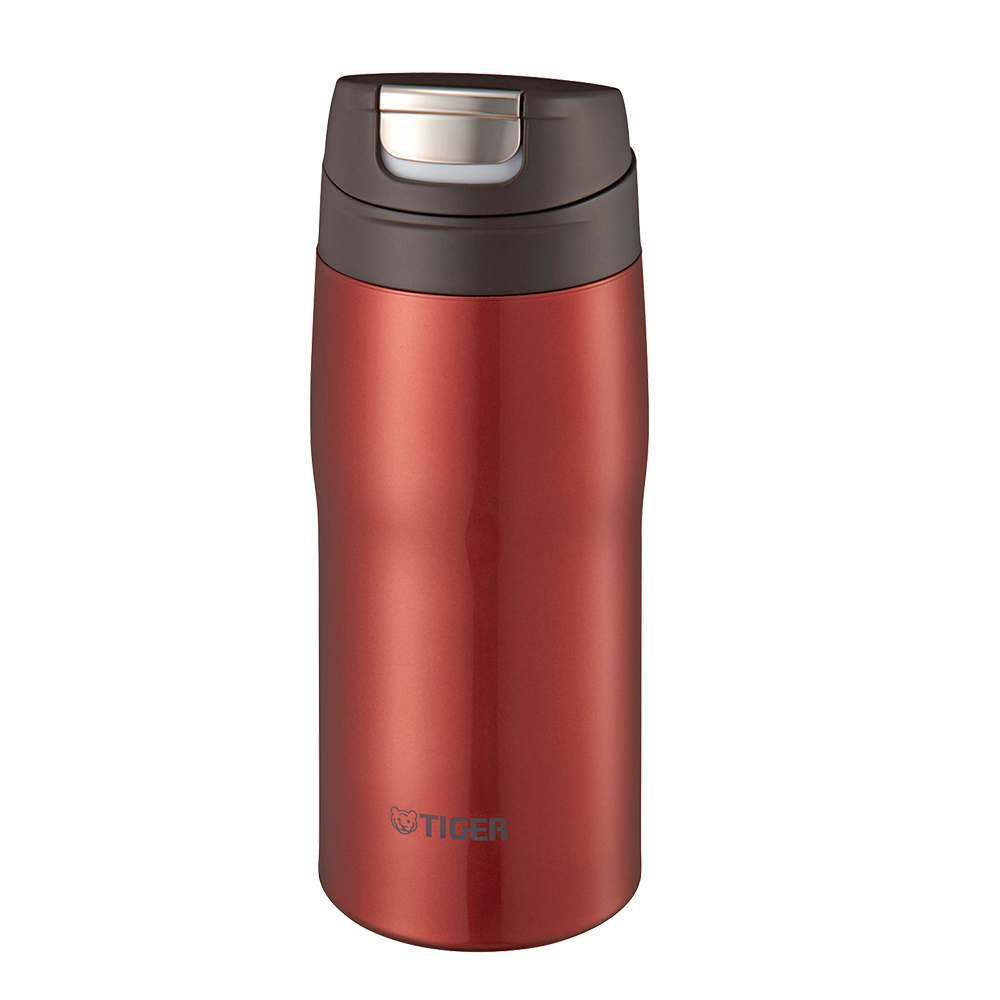 Made-in-Japan Flip Cap Stainless Steel Thermal Bottle