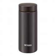 TIGER虎牌MMZ-A035深啡色超輕不銹鋼保溫湯杯
