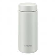 TIGER虎牌MMZ-A035純白色超輕不銹鋼保溫湯杯