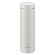TIGER虎牌MMZ-A050純白色超輕不銹鋼保溫湯杯