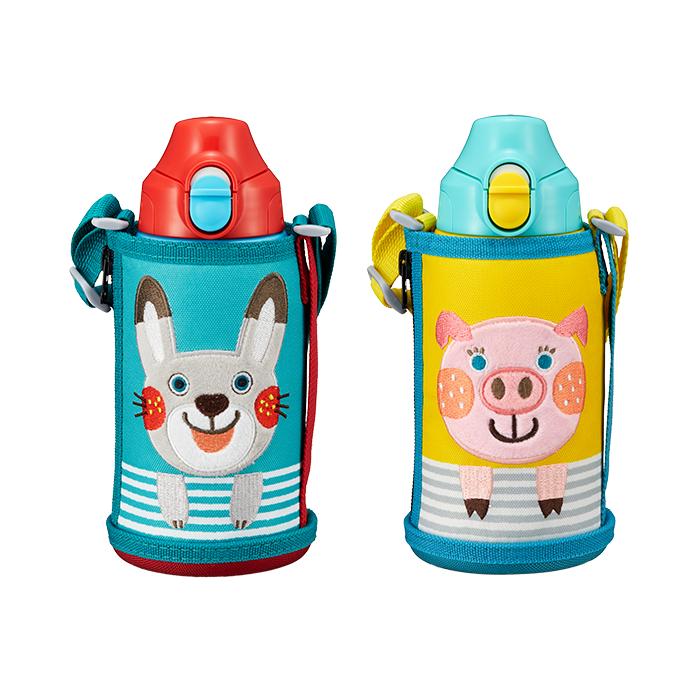 TIGER虎牌MBR兒童兩用不銹鋼真空保溫水壺